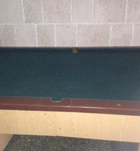 Бильярдный стол(12ф)