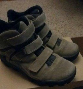 Ботинки ecco размер 40