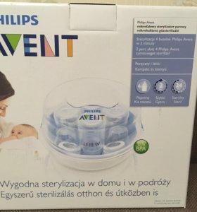 Новый!!! Стерилизатор для бутылочек Philips Av