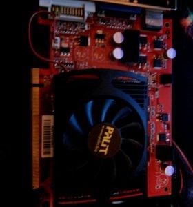 Видеокарта GT220 1024M sddr3 128B