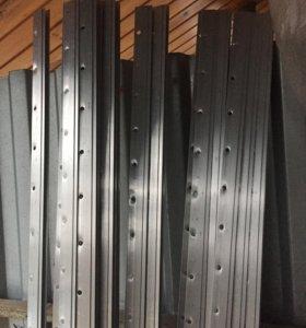 Багет алюминиевый для натяжных потолков, метр!