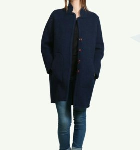 Шерстяное пальто(новое).