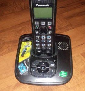 Panasonic KX-TG6481RUT беспроводной телефон