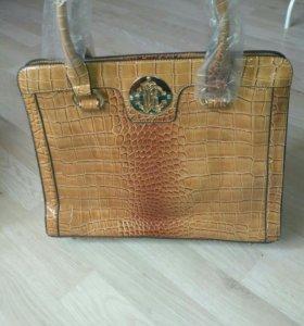 Женские сумки новые