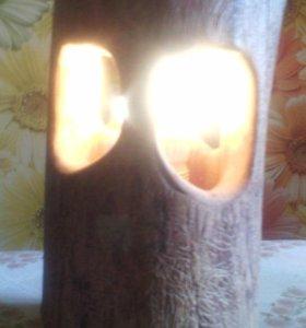 Настольная лампа-ночник-светильник