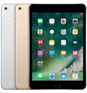 Apple iPad mini4 128gb Wi-Fi +Cellular (Все цвета)