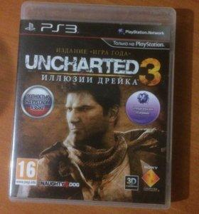 Игра UNCHARTED 3