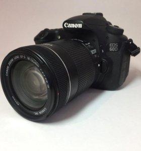 Canon 60D, 18-135