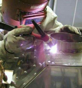сварка. пайка. ремонт цветных металлов и пластика
