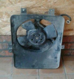 Вентилятор охлаждения на ваз 2112