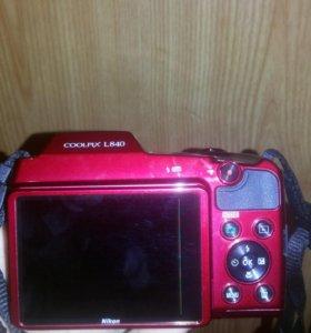 фотоаппарат Nikon L840