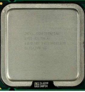Intel pentium dual-core CPU 2.50GH