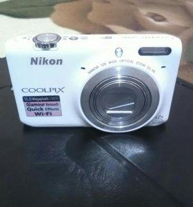 Цифровая фотокамера Nikon Coolpix S6500