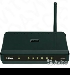 WiFi роутер D-Link dir 300
