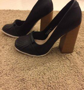 Новые туфли Lost Ink