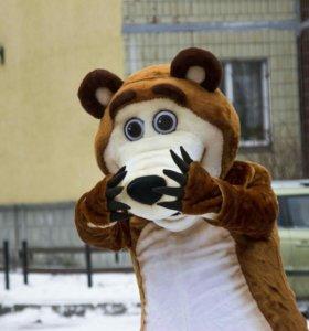 Ростовая кукла Мишка. Недорого!!!=)