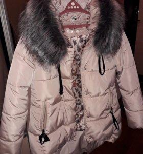 Куртка зима-демисезон