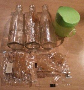 Бутылочка с соской