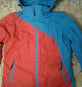 Зимняя мембранная куртка в идеале