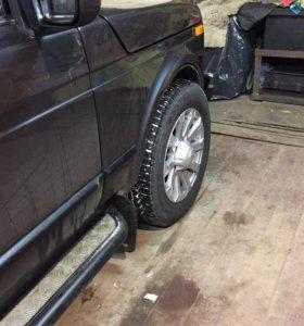Продам шины и диски