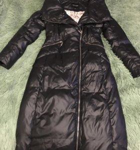 Зимнее пальто xs-s❗️❗️❗️