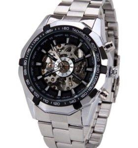 Часы SKELETON WINNER LUXURY 2.0 Скелетоны