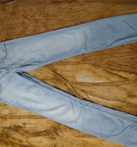 джинсы на высокий рост