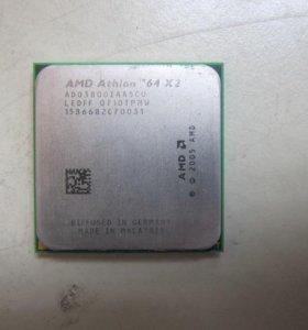 AMD Athloon 64X2 3800+sAM2