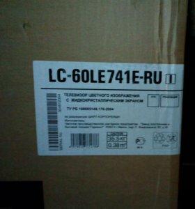 Телевизор SHARP LC-60LE741E-RU