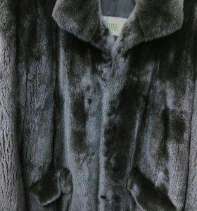 Шуба мужская,блек лама, Греция