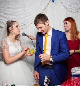 Ведущий, тамада на свадьбу, юбилей, праздник.