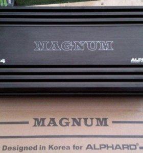Alphard Magnum M54 (4х Канальный усилитель)