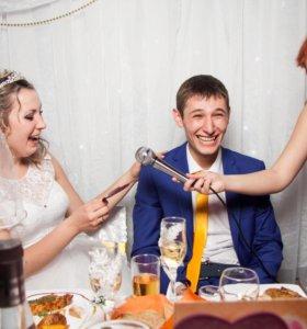 Тамада Ведущий DJ свадьбы юбилеи