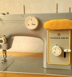 """Швейная машинка """"Чайка 132М"""""""