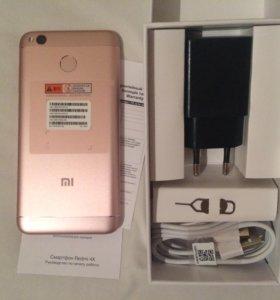 Xiaomi RedMi 4x Pink 16GB