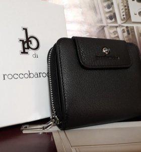 Женский кошелек из натуральной кожи Roccobarocco