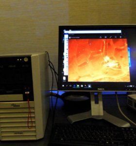 игровой компьютер xeon 5472 4 ядра