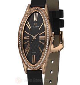 Золотые женские часы Ника