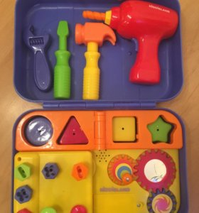 Набор инструментов Kiddieland