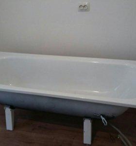 Ванна стальная новая