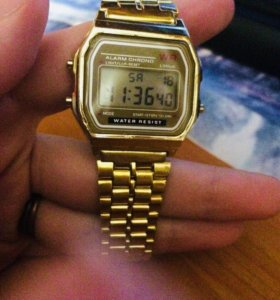 Часы аналог Casio
