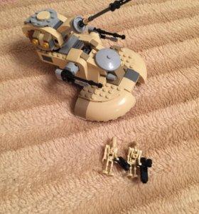 Лего Star Wars Бронированный штурмовой танк ААТ