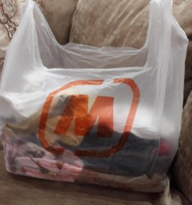 Пакет вещей б/у