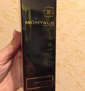 Парфюм Montale Roses Musk