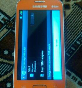 Телефон samsung duos GT-S7262