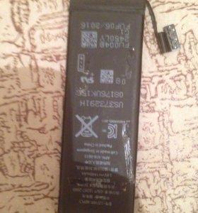 Продам аккумулятор на iPhone 5