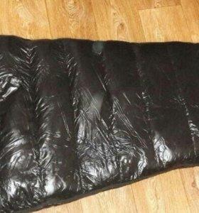 Спальный мешок новый на -35 С гусиный пух