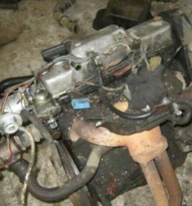 Двигатель на ваз 2109 карбюратор
