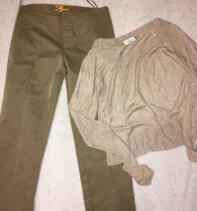Кофта и штанишки размер м