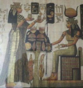 Картина. Древний Египет